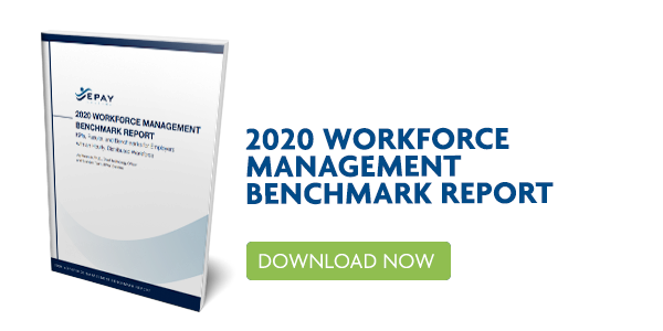 2020 Workforce management benchmark report