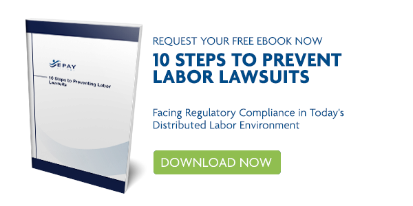 eBook -10 Steps to Prevent Labor Lawsuits