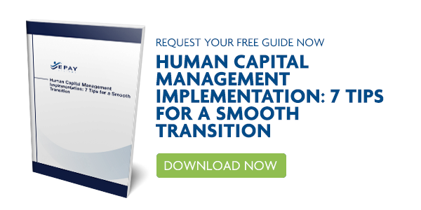 eBook- Human Capital Management Implementaion
