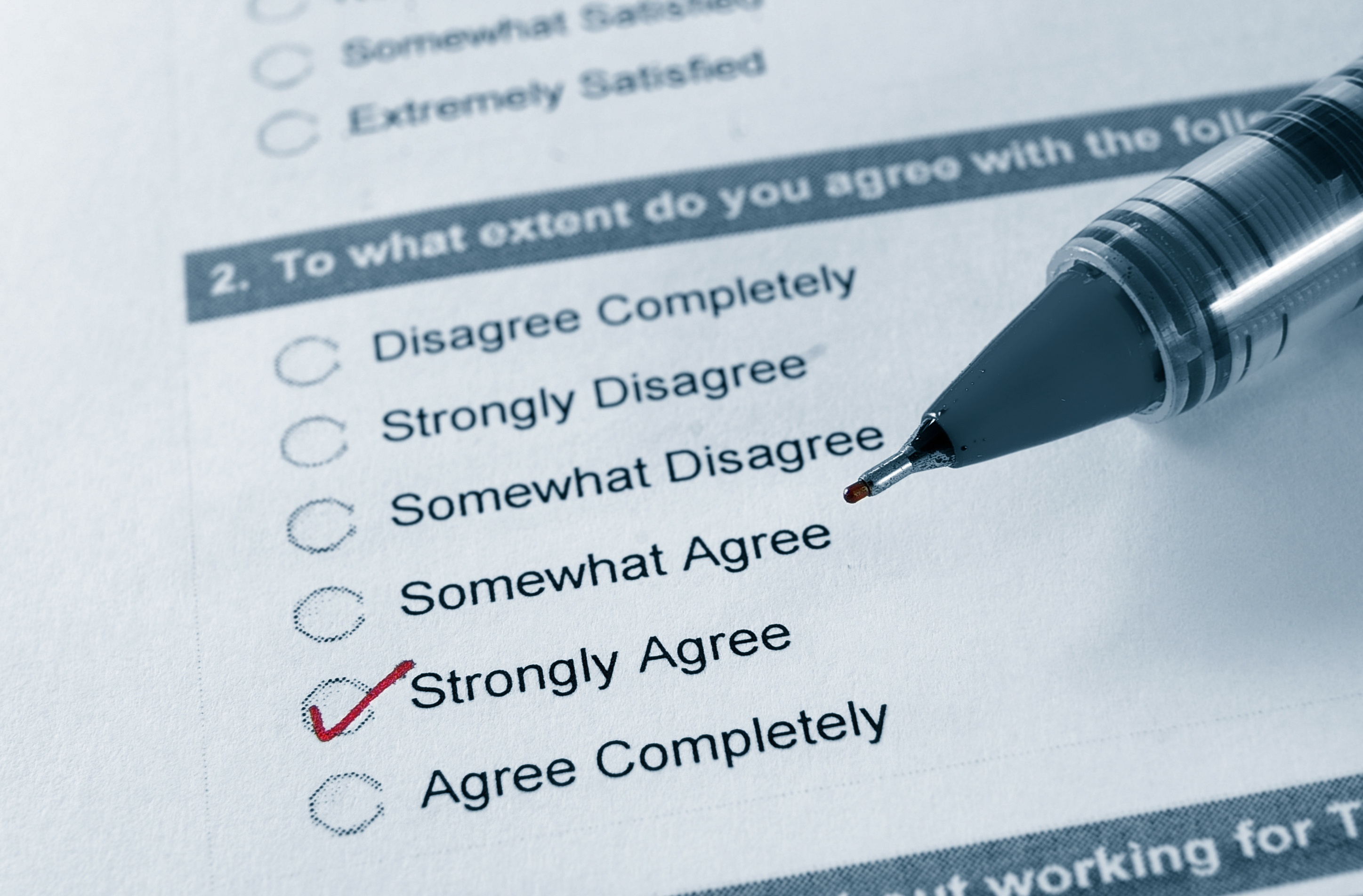 How to Craft an Employee Engagement Survey
