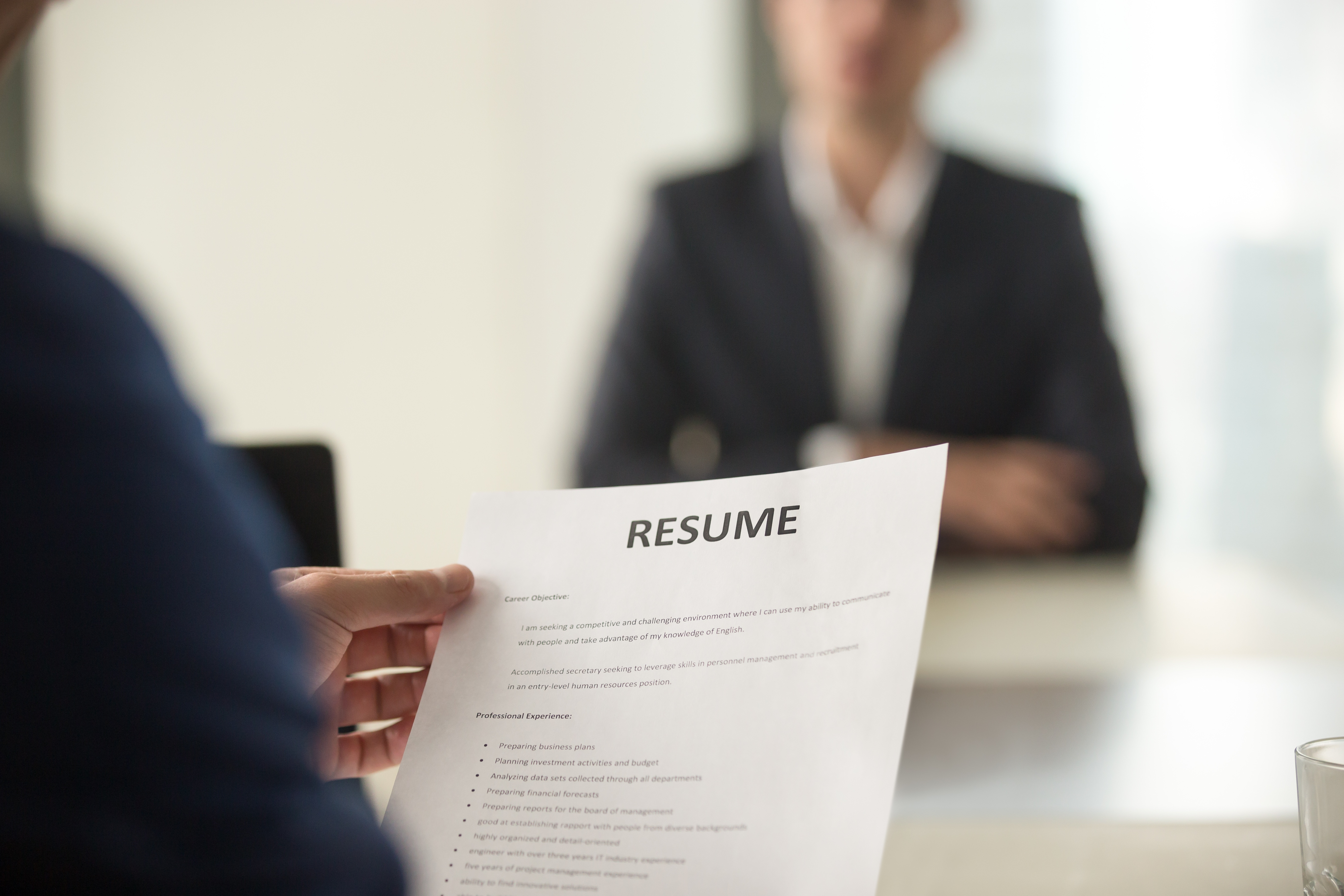 Reboot the Resume: Maximize Your Hiring Efforts